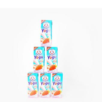 Nestle Bear Brand Yogu Vitamin C & Zinc 180ml 6's (Blue/Pink)398442 W44
