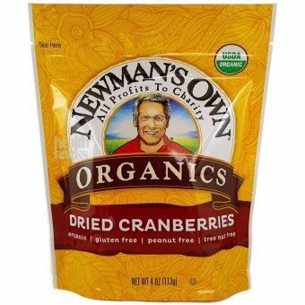 Newman's Own Organics Dried Cranberries 113 g Price Philippines