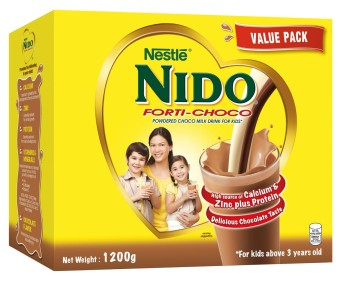 NIDO FORTI-CHOCO Powdered Choco Milk Drink 1.2kg