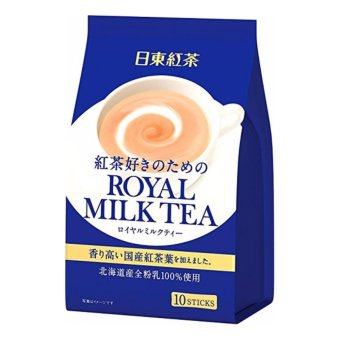 NITTO ROYAL MILK TEA 10 sachets Price Philippines