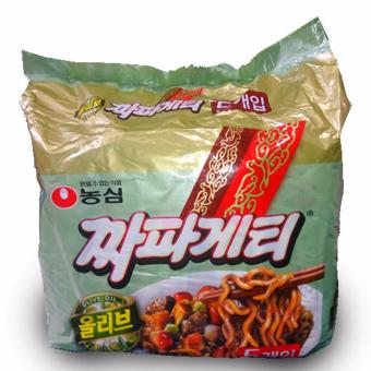 Nongshim Chapagetti 140g 5 Packs Price Philippines