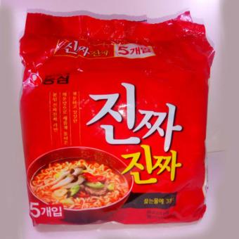 Nongshim JinJja 116g 5 Packs Price Philippines