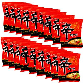 Nongshim Shin Ramen 120g Set of 18