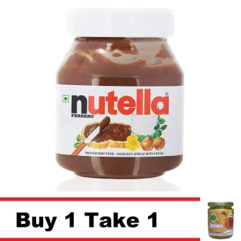 nutella chocolate hazelnut spread 700g Buy 1 Take 1 All Natural 12in 1 Turmeric Tea 200g