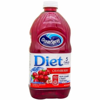 Ocean Spray Diet Cranberry Juice, 64-Ounce Price Philippines