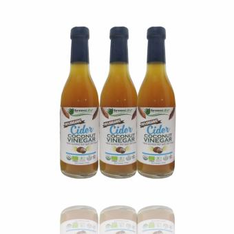 Organic Coconut Cider Vinegar Set of 3