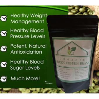 Organic Green Coffee Beans 100g - 2
