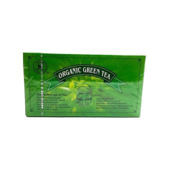 Organic Green Tea 25's set of 2 - 2