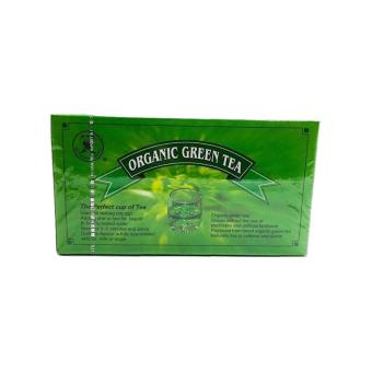 Organic Green Tea 25's set of 2