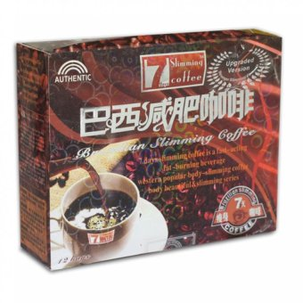 Original 7Day Slimming Brazilian Coffee Price Philippines