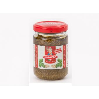 Pasta Zara Pesto Sauce in Glass 130g