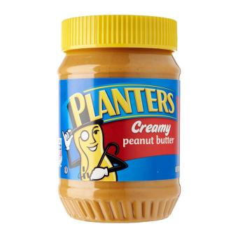 Planters Creamy Peanut Butter 510g