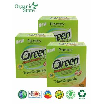 Plantex Organic Laundry Detergent - Bundle of 3 Price Philippines