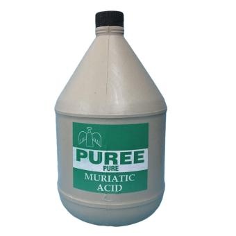 Puree Pure Muriatic acid 1 gallon Price Philippines