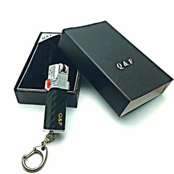 Q&F Fire Lighter Free Box (black)