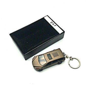 QF-Sports Car Lighter.(brown)Windproof Lighter