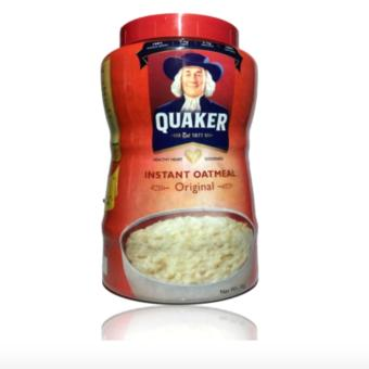 Quaker Instant Oatmeal Original 1Kg Price Philippines
