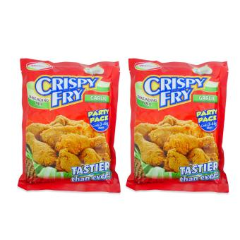 Red Ajinomoto Crispy Fry Garlic Breading Party Pack 3-4kg 238g 2's395004 w53 (MP)