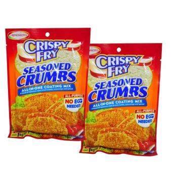 Red Ajinomoto Crispy Fry Seasoned Crumbs 100g 2's 652008 w51 (MP)