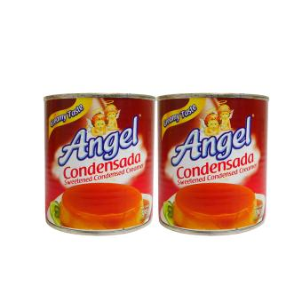 Red Angel Condensada Sweetened Condensed Creamer 380g 2's 400808w52
