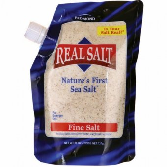 Redmond Real Salt Nature's First Sea Salt 737g Price Philippines
