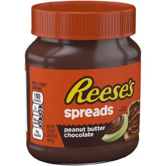 Reese's Spreads Peanut Butter Chocolate Spread (22.9oz)