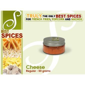 Regular Cheese Best Spices Flavor powder French Fries popcornnachos flavorings 50grams seasoning