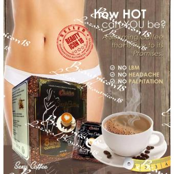Sexy Coffee 8 in 1 Coffee Mix
