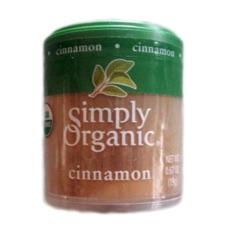 Simply Organic Cinnamon Powder 0.67oz