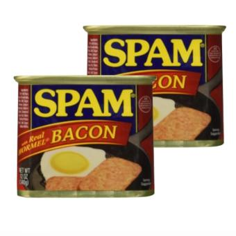 Spam with Bacon Set of 2 Price Philippines