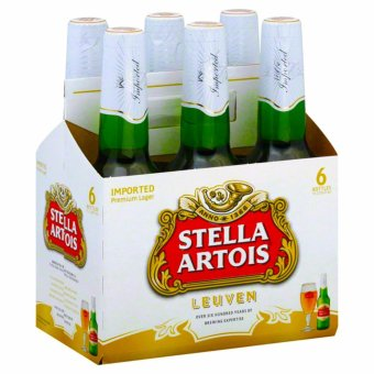 Stella Artois Premium Lager 6pack, 330ml Price Philippines