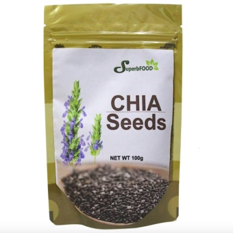 Superbfood Chia Seeds 100 grams