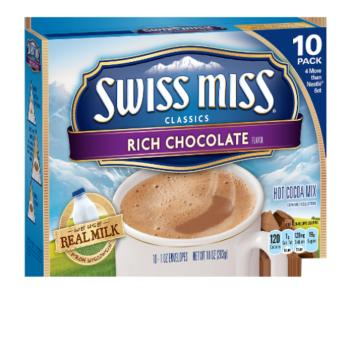 Swiss Miss Hot Cocoa Mix, Rich Chocolate 8 count Price Philippines