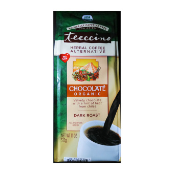 Teeccino Herbal Coffee Alternative, Chocolate, caffeine free - picture 2