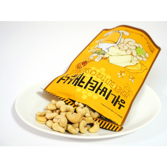 Tom's Farm Honey Butter Cashewnut 250g