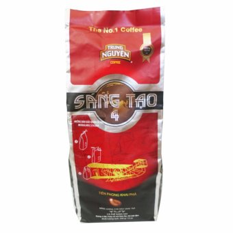 Trung Nguyen Ground Coffee Creative 4 from Vietnam 340g