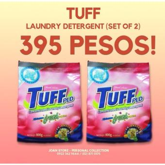 Tuff Concentrated Laundry Detergent (Set of 2)