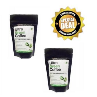 Ultra Green Weight Loss Coffee 10 Packs 2 set