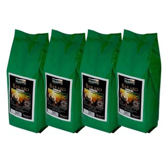 Upland Brew Coffee Barako blend 4 x 250g (Whole Bean) Price Philippines