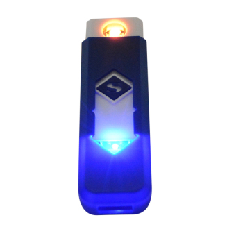 USB Electronic Cigarette Lighter (Blue) Price Philippines