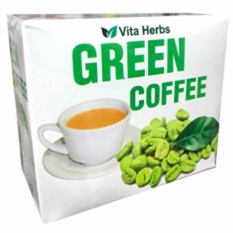 Vita Herbs Green Coffee (10 Sachets) Slimming