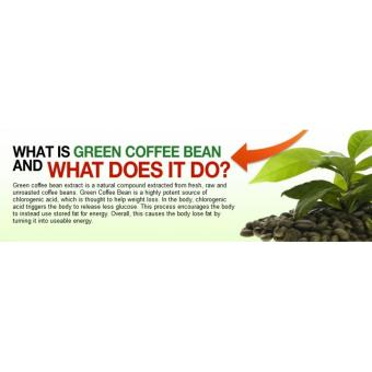 Vita Herbs Green Coffee 2 Boxes (10 Sachets Per Box) with FREE 2 Sachets First Vita Plus - 2
