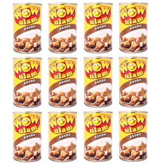 WOW Ulam Adobo 155g - Set of 12 Price Philippines