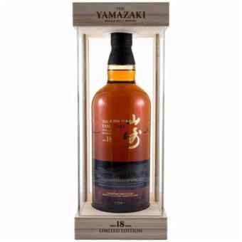 Yamazaki 18 Year Old Limited Edition Japanese Single Malt Whisky