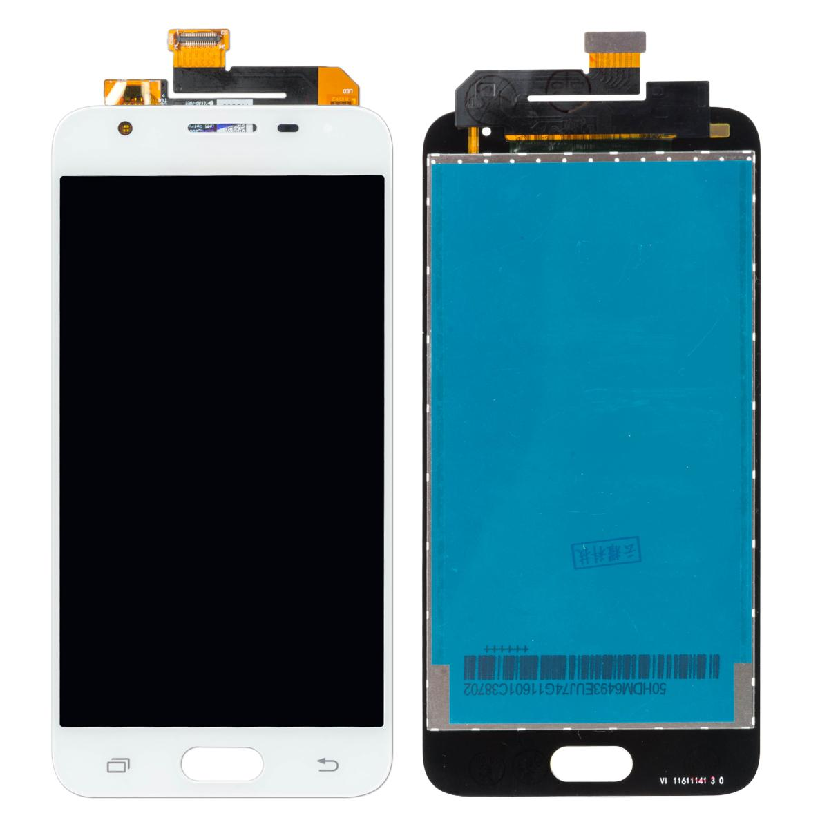 Original LCD Screen For SAMSUNG GALAXY J5 Prime LCD Screen On5 2016 LCD  SM-G570F G570 Display Touch Screen Digitizer Assembly Replacement  Brightness