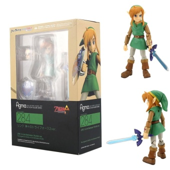 0 shipping fee Figma Link Legend of Zelda Game Action Figure Shield Collection Ordinary - intl
