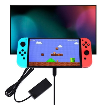 0 shipping fee Type C Charger Charging Data Transmission Extension Cable For Nintendo Switch - intl