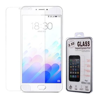 0.25mm 9H Surface Hardness Tempered Glass Film for Meizu m3 note -intl Price Philippines