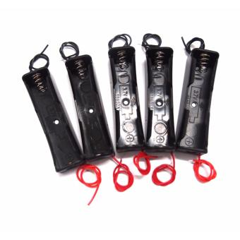 1 Cell - 18650 Battery Holder - 5 Pieces