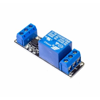 1-Channel 5V Relay Module With Optocoupler Protection